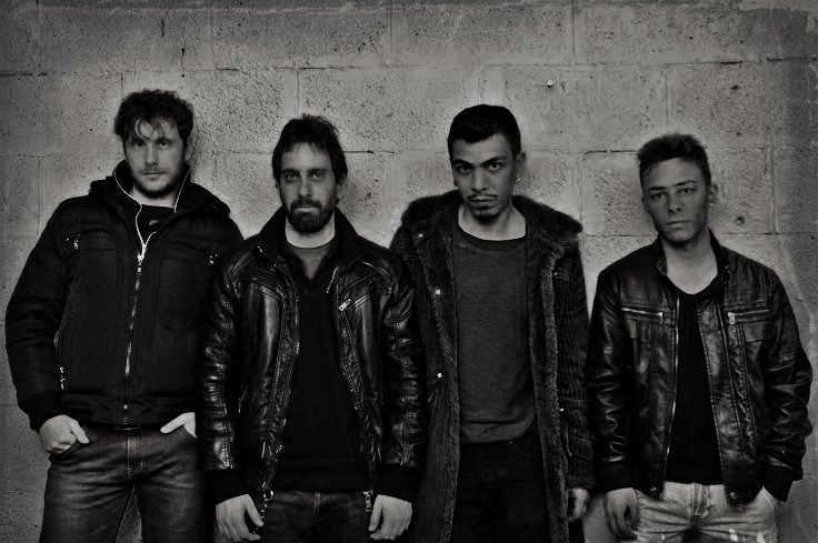 THE FORGOTTEN PRISONERS image groupe band picture