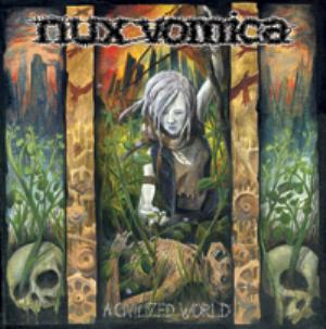 Nux Vomica A Civilized World CD album cover