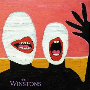The Winstons - The Winstons CD (album) cover
