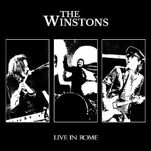 The Winstons - Live In Rome CD (album) cover