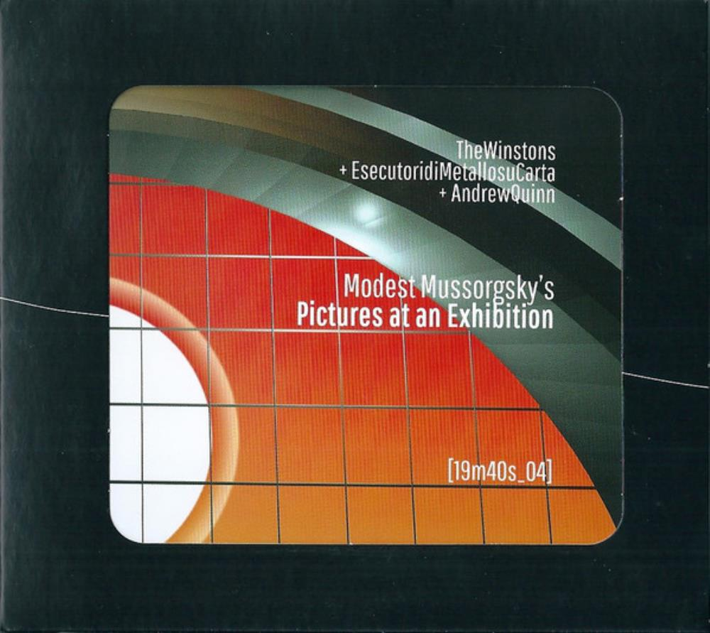 The Winstons - The Winstons & Edmsc: ?pictures At An Exhibition CD (album) cover