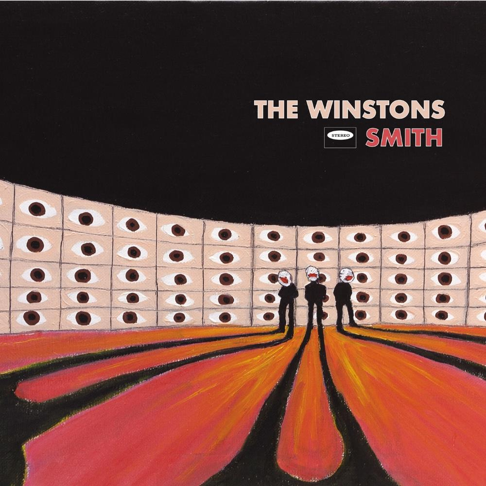 The Winstons - Smith CD (album) cover