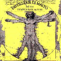 Distillerie Di Malto - LiveIn Temple Bar CD (album) cover