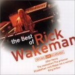 Rick Wakeman - The Best Of Rick Wakeman (original Live Recordings) CD (album) cover