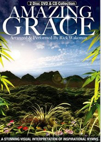 Rick Wakeman - Amazing Grace DVD (album) cover