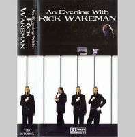 Rick Wakeman - An Evening With DVD (album) cover
