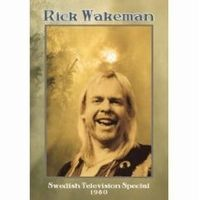 Rick Wakeman - Swedish Television Special 1980 DVD (album) cover