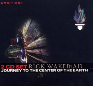Rick Wakeman - Journey To The Center Of The Earth (2CD Compilation) CD (album) cover