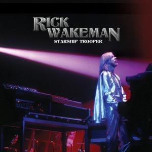 Rick Wakeman - Starship Trooper CD (album) cover