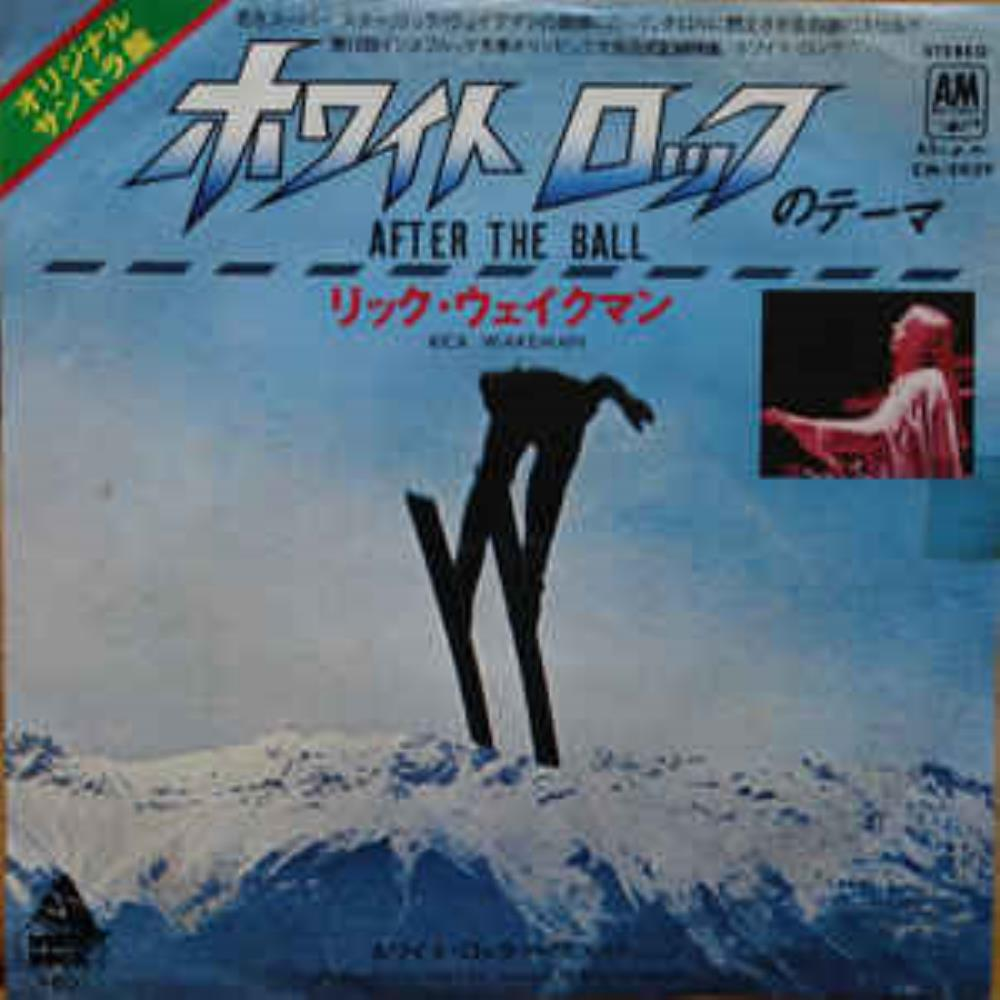 Rick Wakeman - After The Ball CD (album) cover
