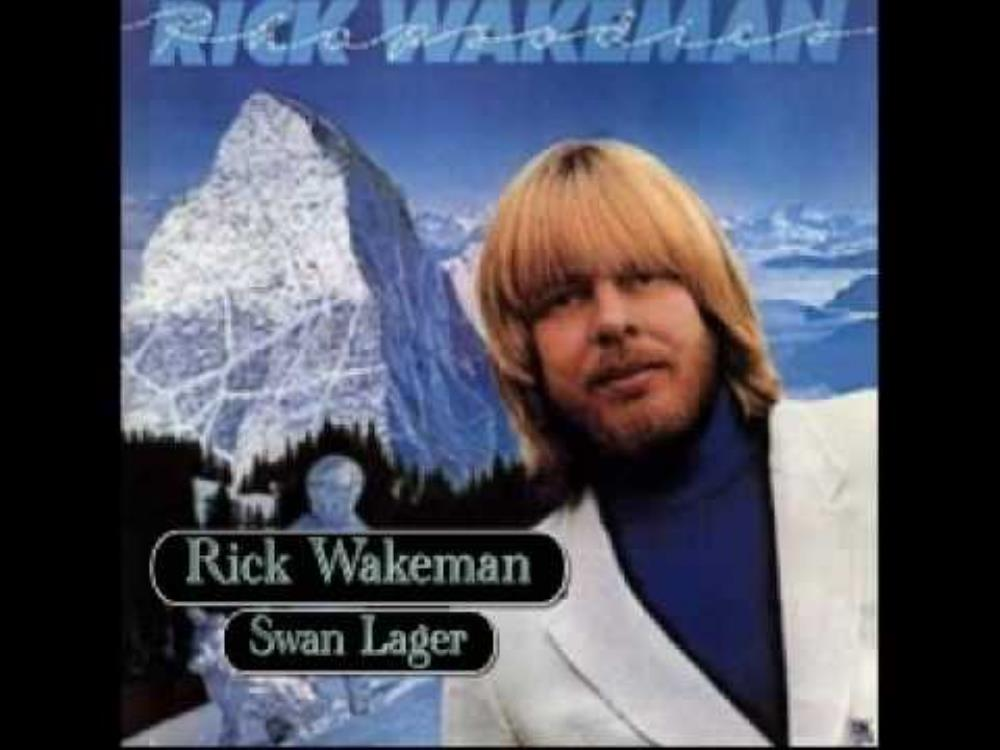 Rick Wakeman - Swan Lager CD (album) cover