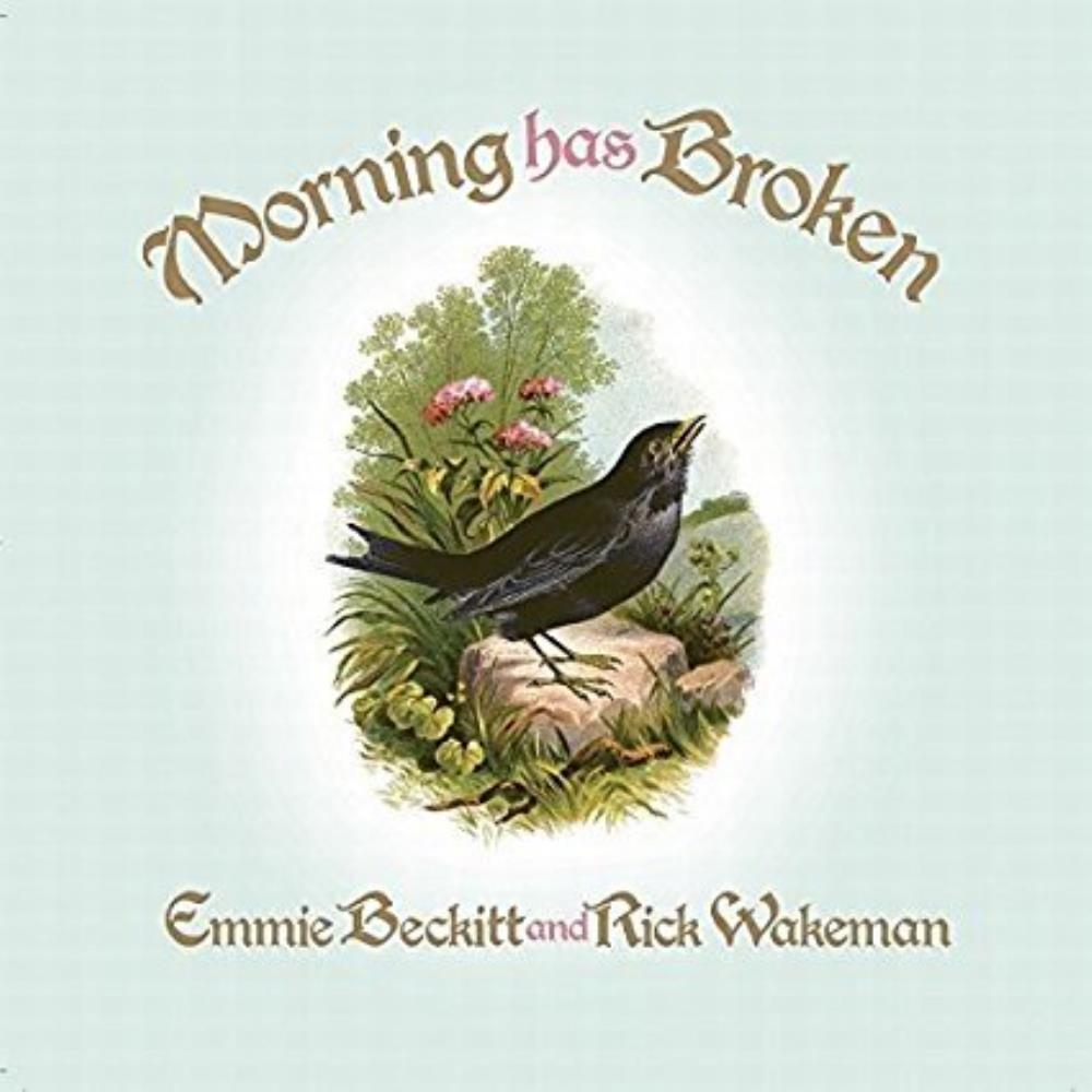 Rick Wakeman - Morning Has Broken CD (album) cover