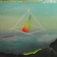 Steve Hillage - Aura CD (album) cover