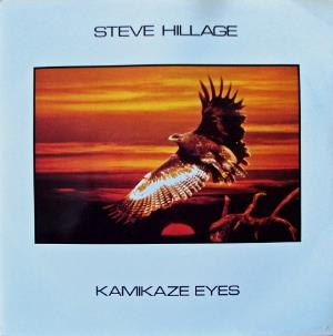 Steve Hillage - Kamikaze Eyes CD (album) cover