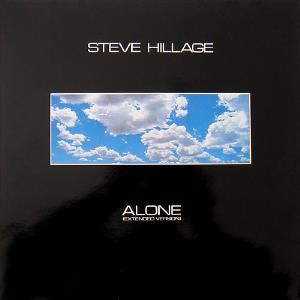 Steve Hillage - Alone CD (album) cover