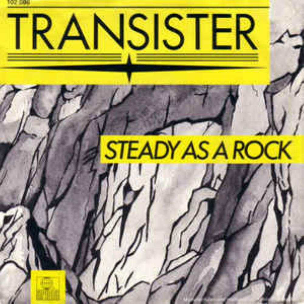 Transister - Steady As A Rock CD (album) cover