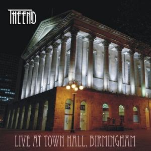 The Enid - Live At Town Hall, Birmingham CD (album) cover