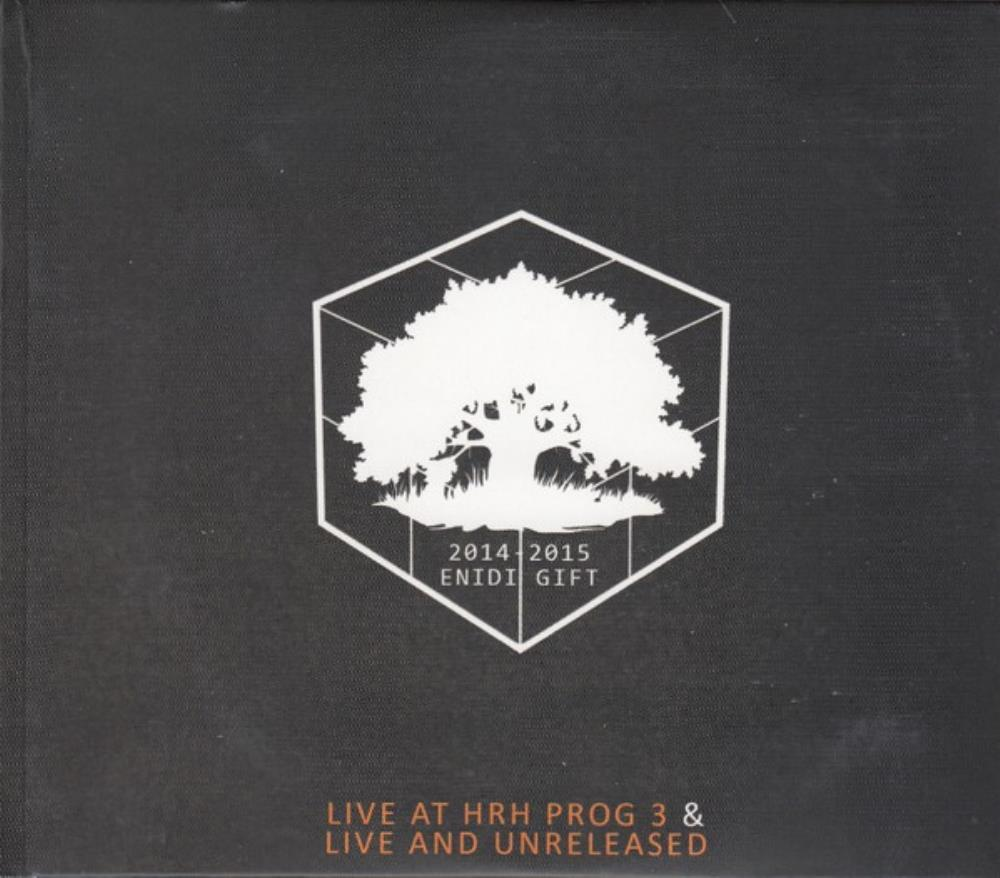 The Enid - Live At Hrh Prog 3 & Live And Unreleased CD (album) cover