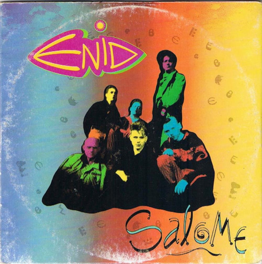 The Enid - Salome CD (album) cover