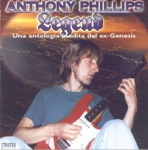 Anthony Phillips - Legend (1997) CD (album) cover