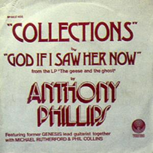 Anthony Phillips - Collections CD (album) cover