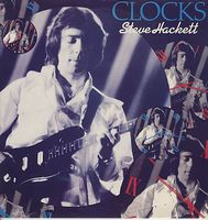 Steve Hackett - Clocks CD (album) cover