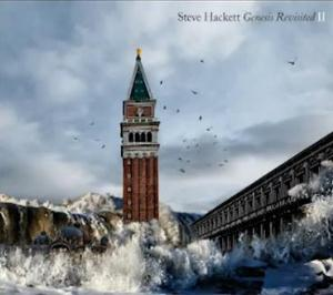 Steve Hackett - Genesis Revisited II CD (album) cover