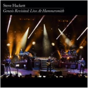 STEVE HACKETT - Genesis Revisited: Live At Hammersmith CD album cover