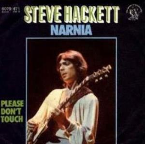 Steve Hackett - Narnia CD (album) cover