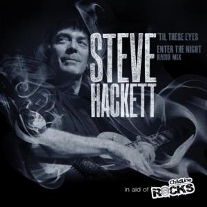 Steve Hackett - Til These Eyes CD (album) cover