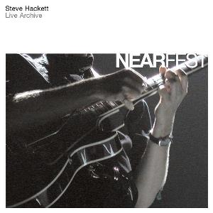 Steve Hackett - Live Archive Nearfest CD (album) cover