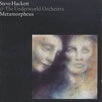 STEVE HACKETT - Metamorpheus CD album cover
