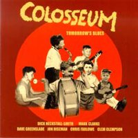 Colosseum - Tomorrow's Blues CD (album) cover