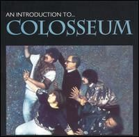 Colosseum - An Introduction To CD (album) cover