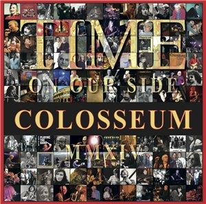 Colosseum - Time On Our Side CD (album) cover