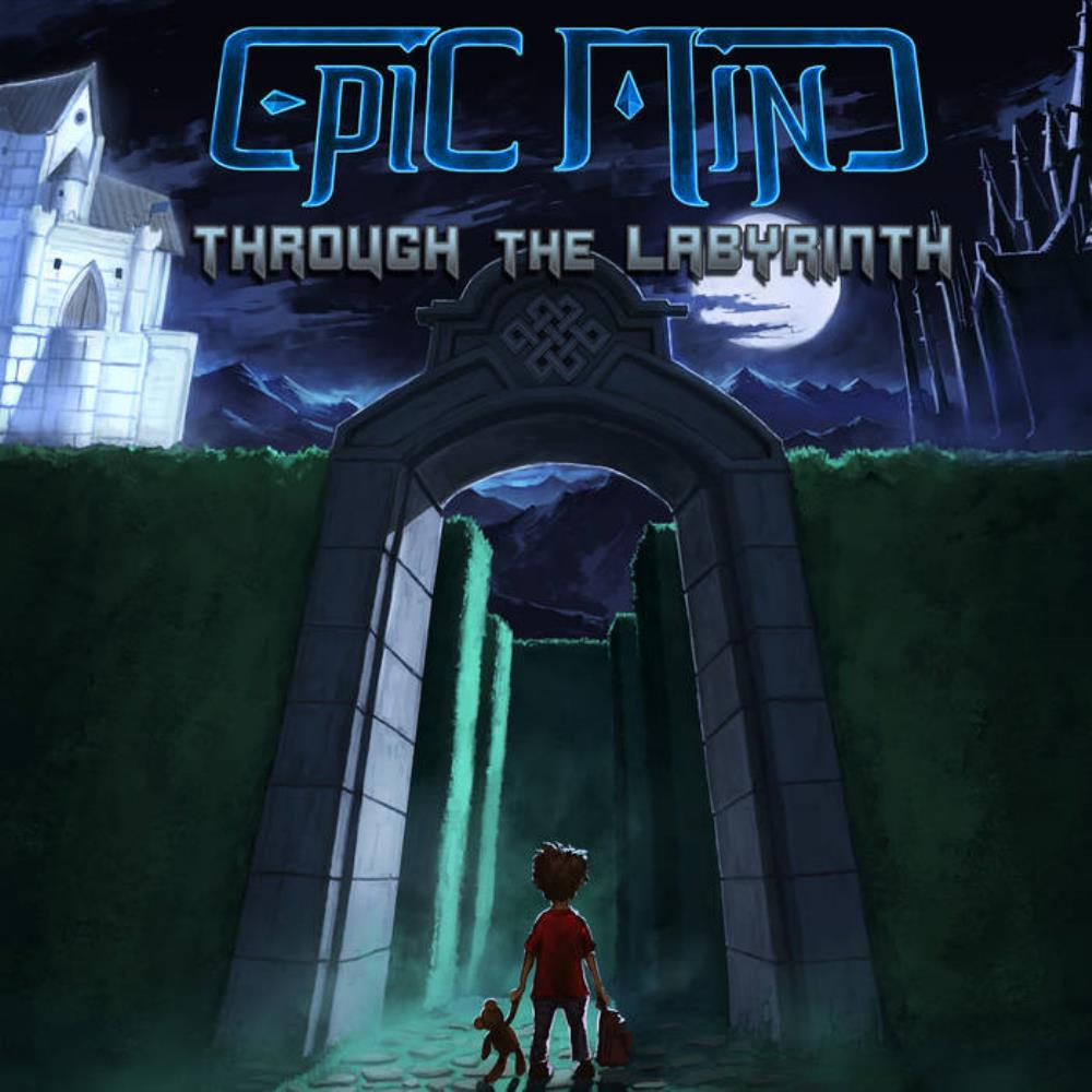 Epic Mind - Through The Labyrinth CD (album) cover