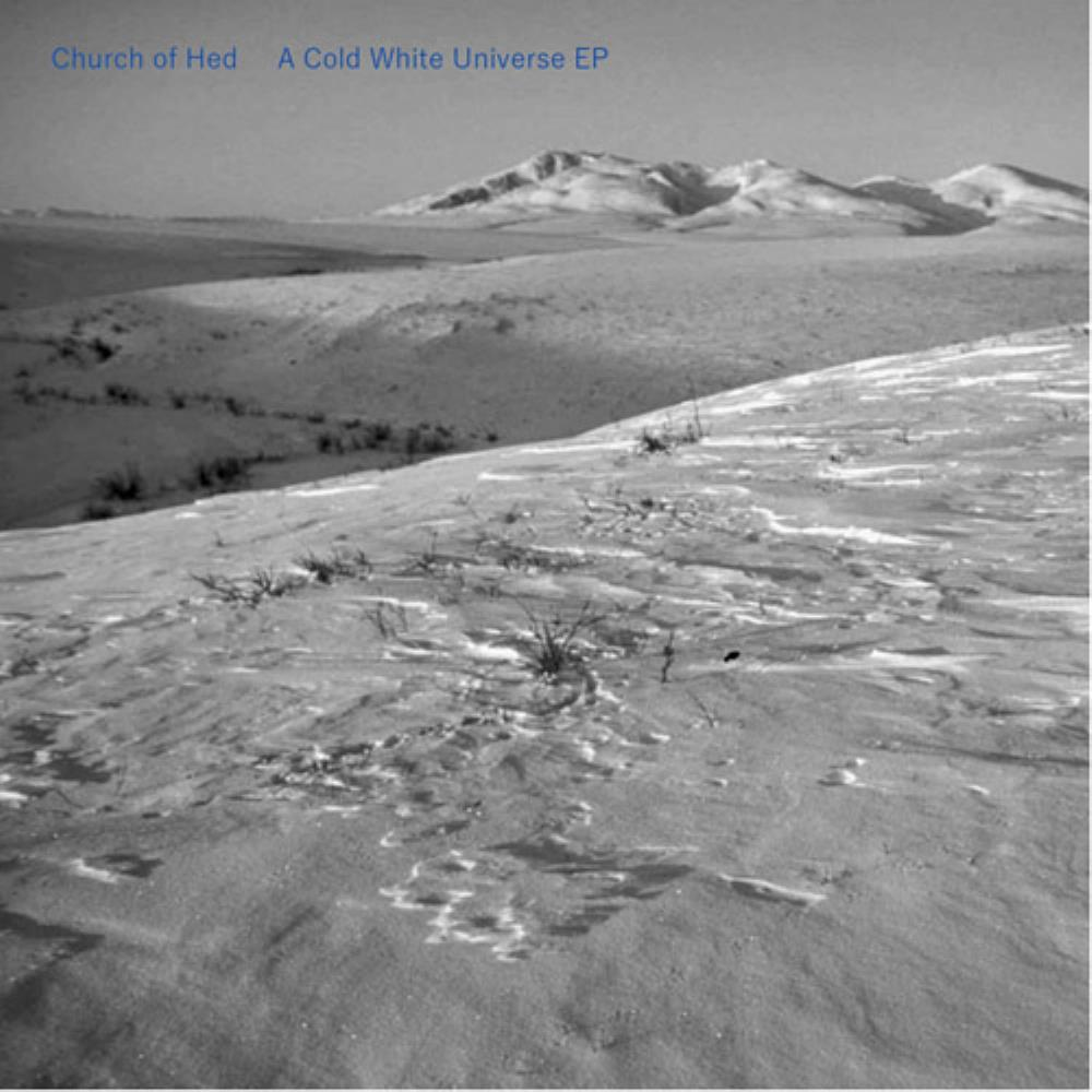 Church Of Hed - A Cold White Universe CD (album) cover