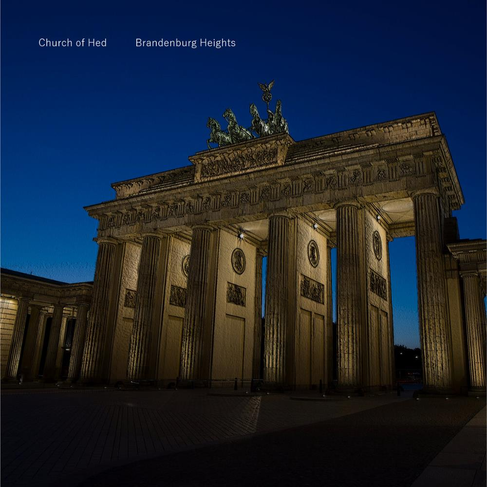 Church Of Hed - Brandenburg Heights CD (album) cover
