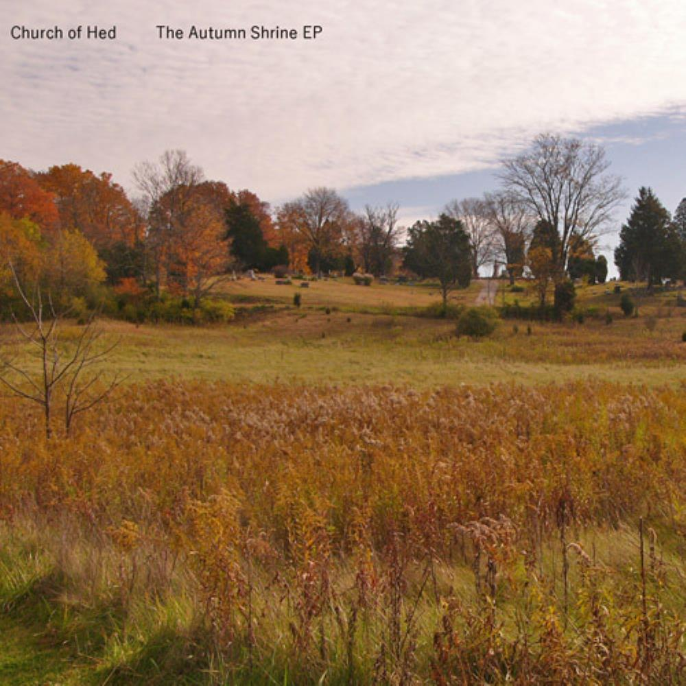 Church Of Hed - The Autumn Shrine CD (album) cover