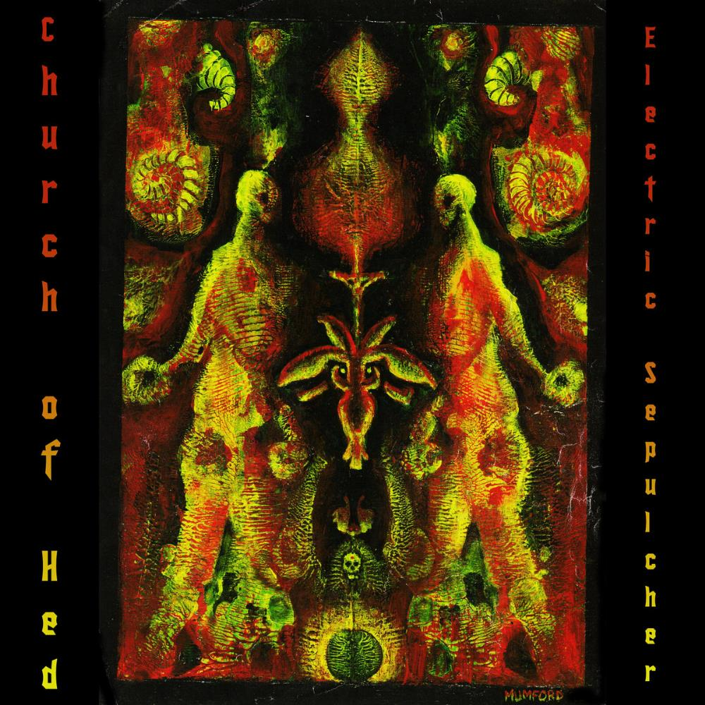 Church Of Hed - Electric Sepulcher CD (album) cover