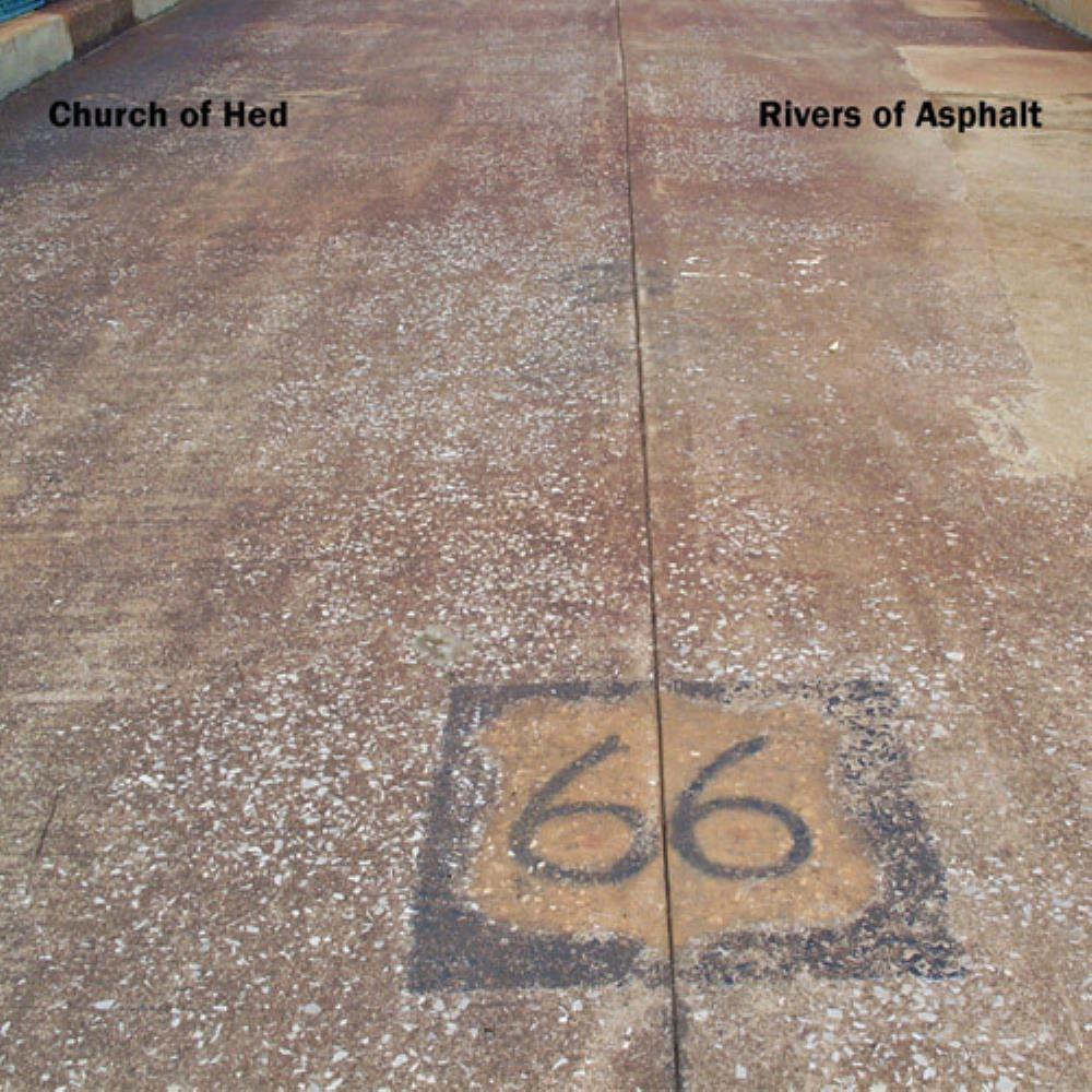 Church Of Hed - Rivers Of Asphalt CD (album) cover
