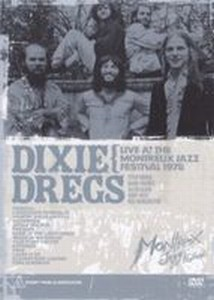 Dixie Dregs - Live At Montreux Jazz Festival 1978 DVD (album) cover