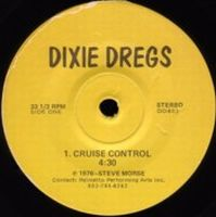 Dixie Dregs - Demo CD (album) cover