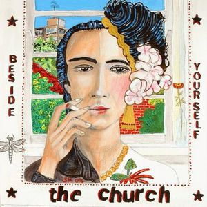 The Church - Beside Yourself CD (album) cover