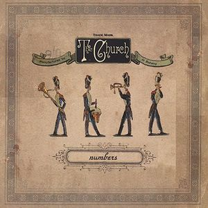 The Church - Numbers CD (album) cover