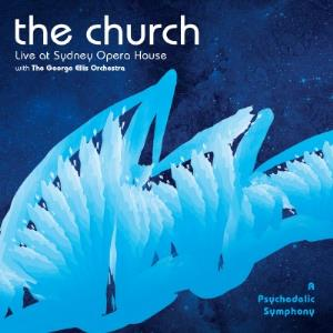 The Church - A Psychedelic Symphony CD (album) cover