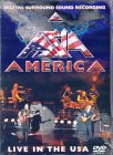 Asia - Live In The Usa DVD (album) cover