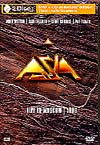Asia - Live In Moscow DVD (album) cover
