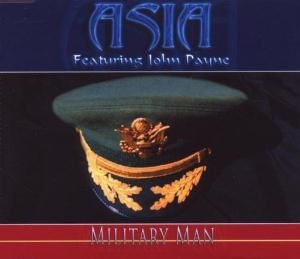 Asia - Military Man (ep) CD (album) cover