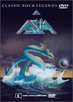 Asia - Classic Rock Legends DVD (album) cover